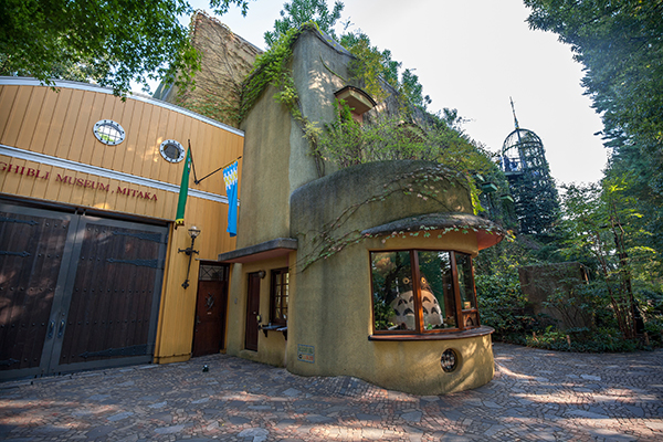 Ghibli Museum S New Exhibit Extravaganza Will Let Adults Ride The Catbus This Summer Grape Japan