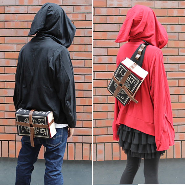 These Spellbook Book Bags Will Have You Unleashing Sorcery In ...