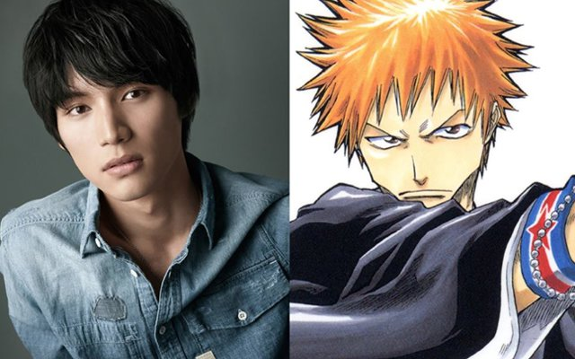 Bleach Live-Action Movie Coming To Japanese Theaters In 2018