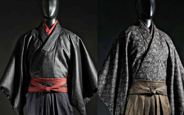 Kyoto Fashion Brand Crafts Autumn Series Of Bold And