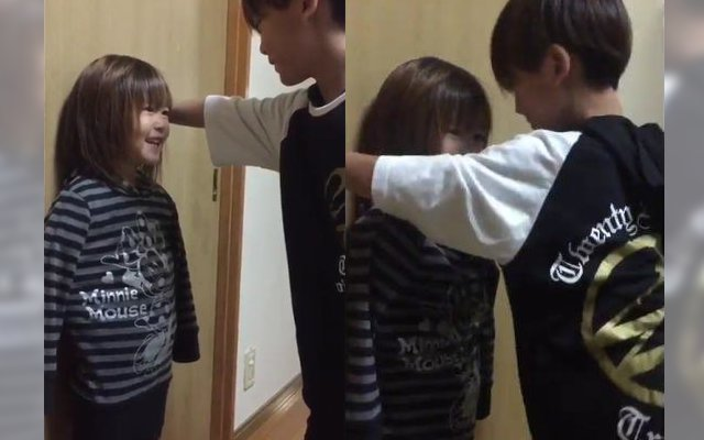 Step Brother Sneaks Up Sister