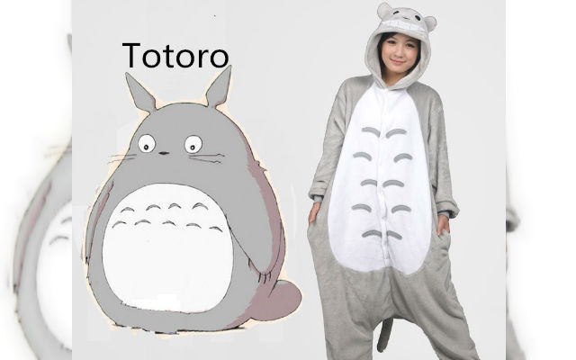3298a25c304d Never Be Cold Again In This Super Soft Totoro Onesie – grape Japan