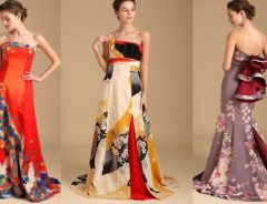 Japanese Wedding Company Is Renting Out Stunning Dresses Made From Vintage  Kimonos For Brides-To-Be ce738e858