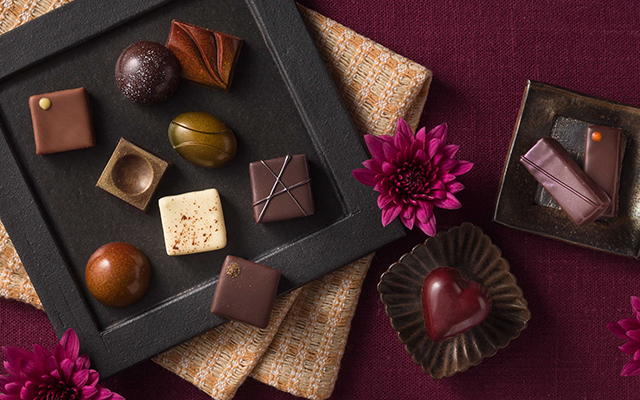 Offer Your Valentine A Taste Of Japan With Chocolates Featuring