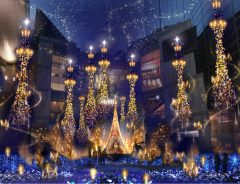 tokyo beauty and the beast illuminations
