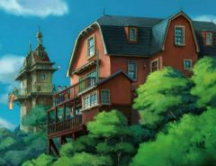 studio ghibli reveals 5 planned areas for official theme park in 2022