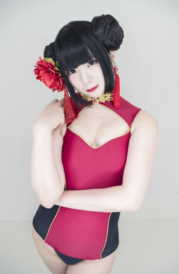 Chinese Dress School Swimsuit Joins Lineup Of Creative Japanese