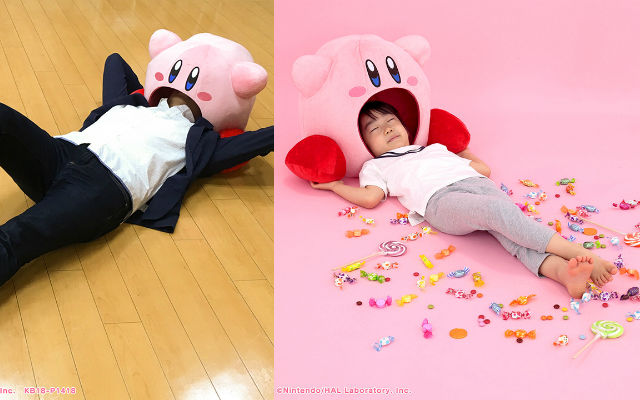 japanese kirby head bed lets you rest