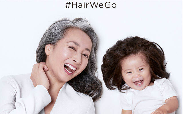 Japanese Baby With Famously Epic Hair Gets Modeling Deal Grape Japan