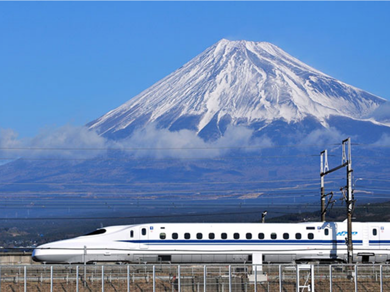 A Guide to Japan's Bullet Trains New Luggage Reservation