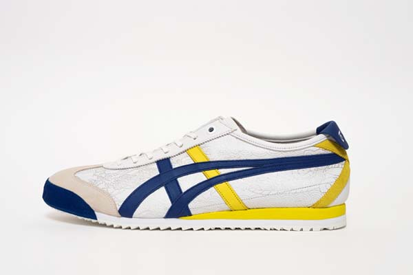 Onitsuka Tiger and Street Fighter