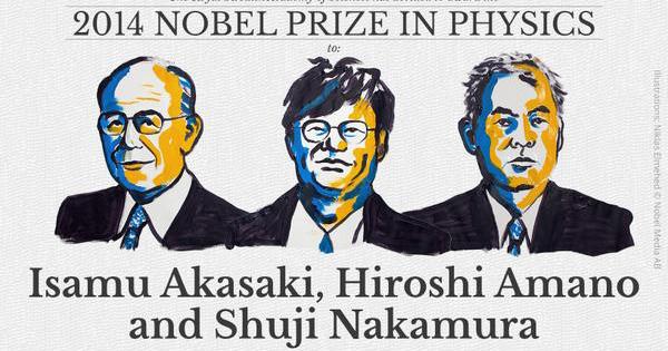 ノーベル物理学賞