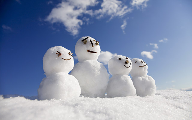 「冬 雪だるま」の画像検索結果