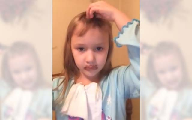 女の子 前髪 切り 方