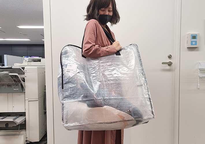 イケアのバッグの大きさを比較 トートバッグやキャリーバッグなど使いやすいのは?