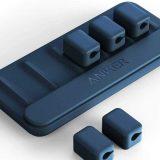 ケーブルホルダー『Anker Magnetic Cable Holder』