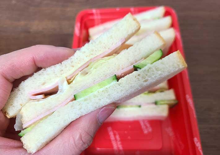 コメダ珈琲のサンドイッチに「噂通り」の声 メニューと実際の商品が…