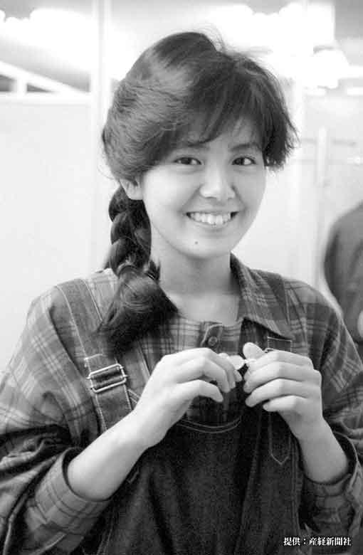 南野陽子 1985年