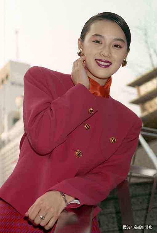 大塚寧々 1992年