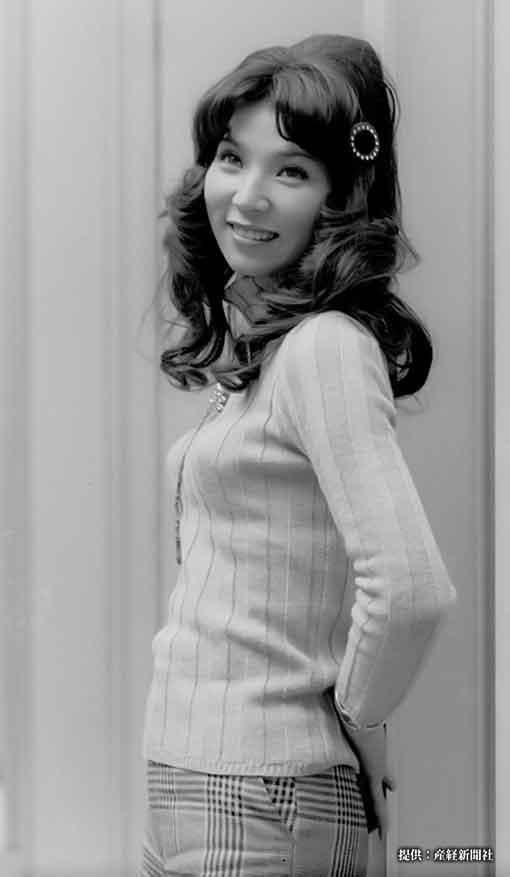 八代亜紀 1973年