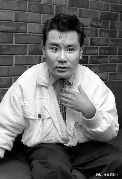 片岡鶴太郎 1984年