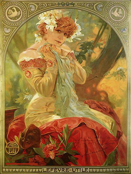 アルフォンス・ミュシャの画像 p1_39