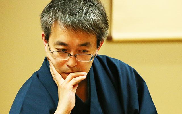 棋士・羽生善治さんの画像