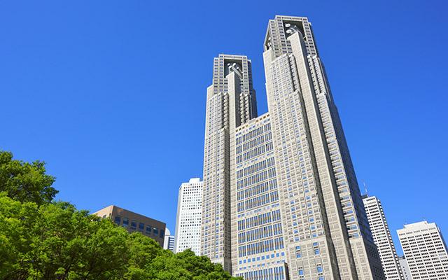 超絶カッコいい東京都庁が撮れた...