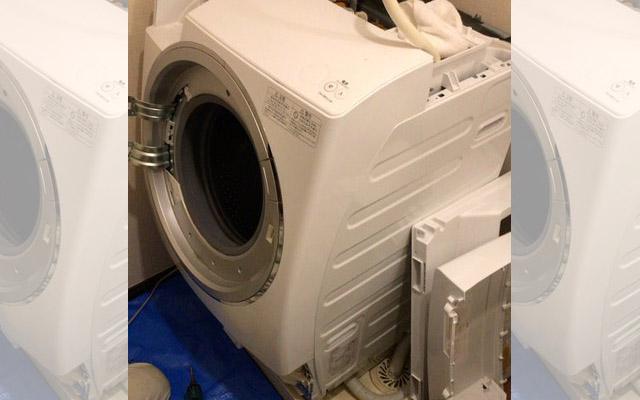 洗濯機の風呂水給水ポンプの清掃[東芝AW DC] | …