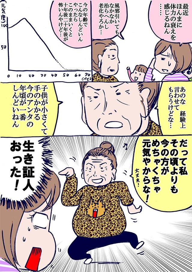加藤マユミ@「発酵かあさん」