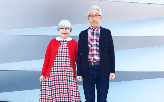 結婚36年の日本人『夫婦コーデ』が素敵! ハイセンスさに海外からも反響