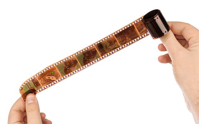 ネガ フィルム 現像