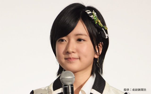 総選挙で結婚宣言した須藤凜々花 『さんま』のアイドル論に拍手喝采 ...