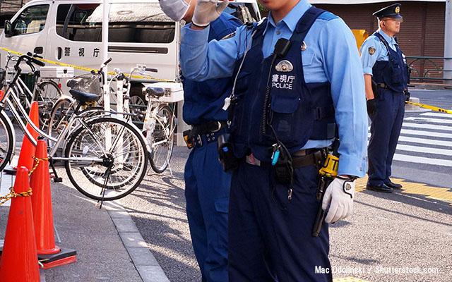警察 出頭 命令