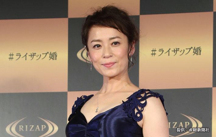 アラフォー女優・佐藤仁美 ダイエット前のビフォー映像に「見