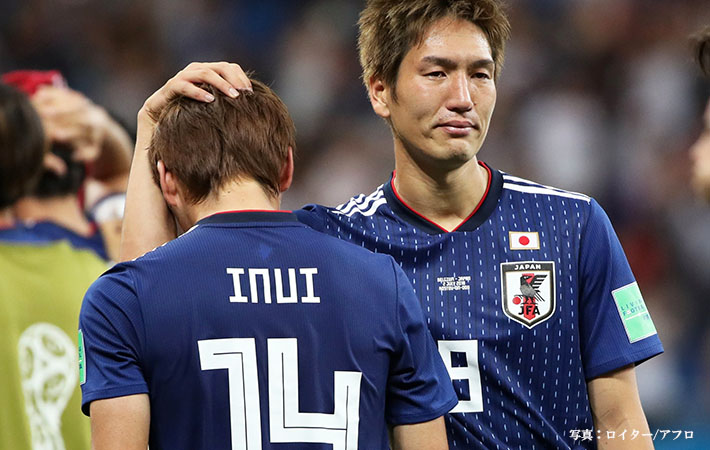 画像 逆転負けを喫した日本代表に『無神経な質問』 小林祐希が「状況考えろ」と怒り!