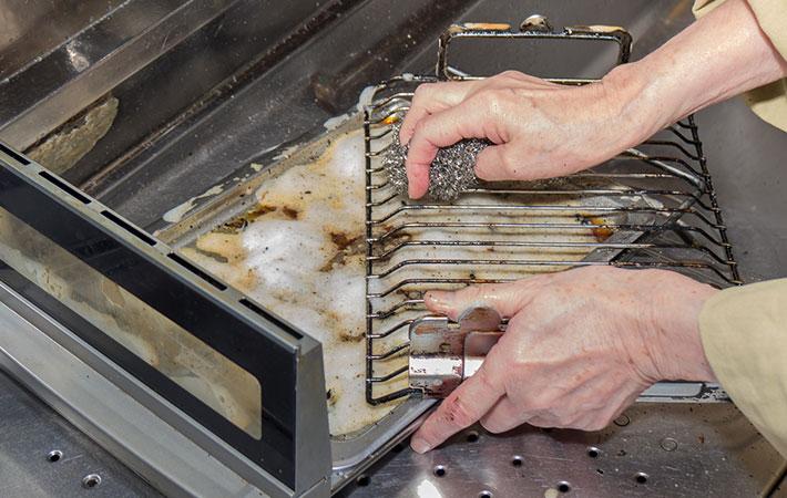 魚 焼き グリル ハンバーグ