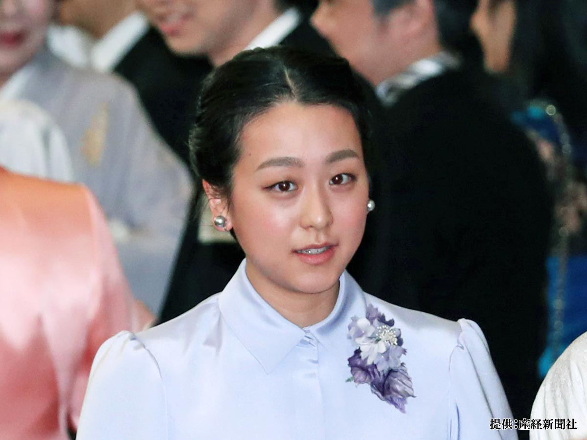 【フィギュアスケート】宮中茶会の浅田真央さんが「品がすごい」「美しい…」とネットで話題
