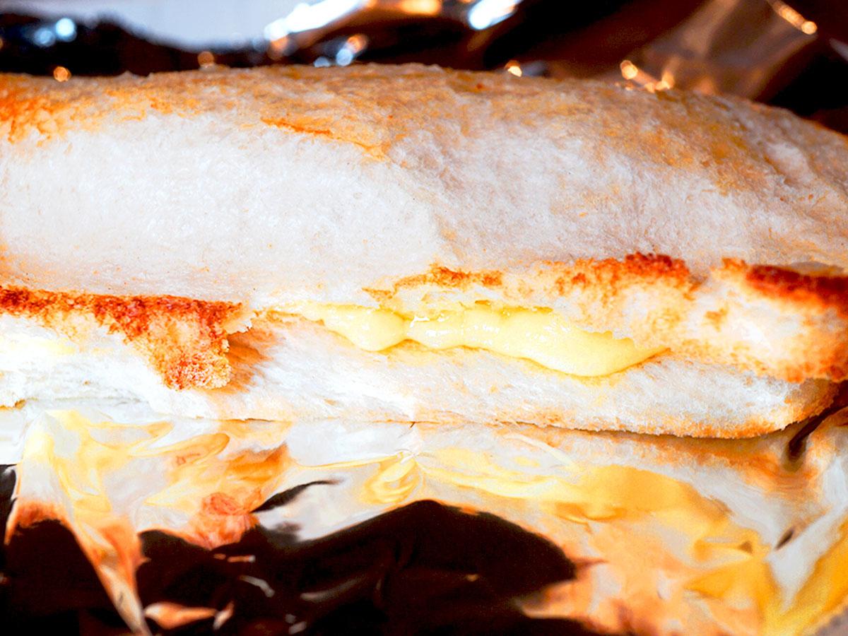 韓国版アメリカンドッグ(チーズドッグ)