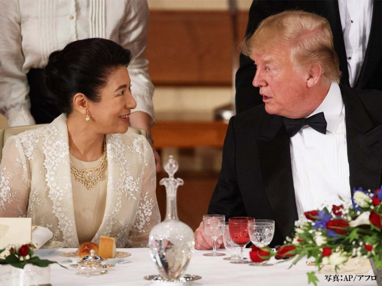 通訳要らずで話す皇后陛下に、ネットから反響 「素敵すぎる」「涙が出 ...