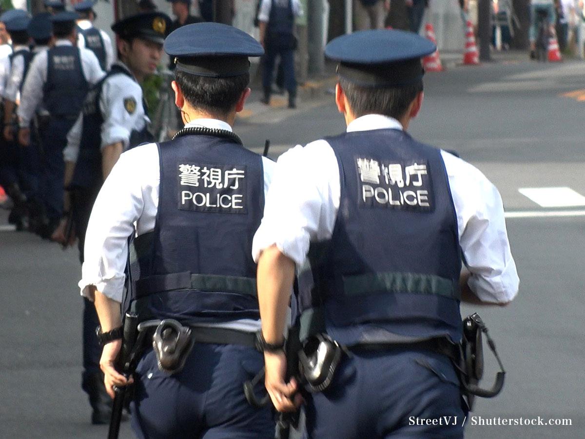 てめー何したか分かってんのか!」と警察官 理由に通行人はゾッとした ...
