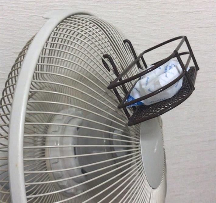 風 扇風機 する 冷たく の を