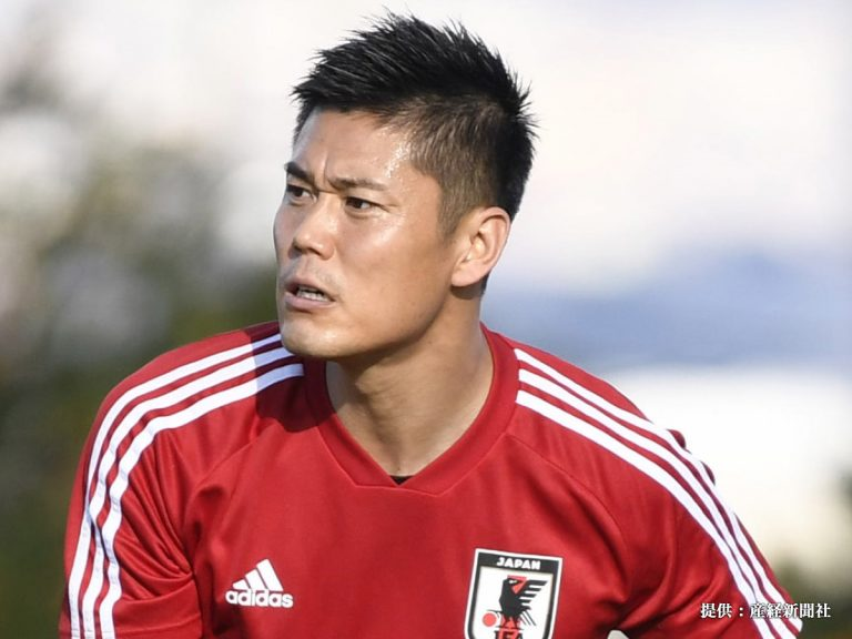 奥さん美しすぎでしょ! サッカー日本代表・川島永嗣、夫人との2 ...
