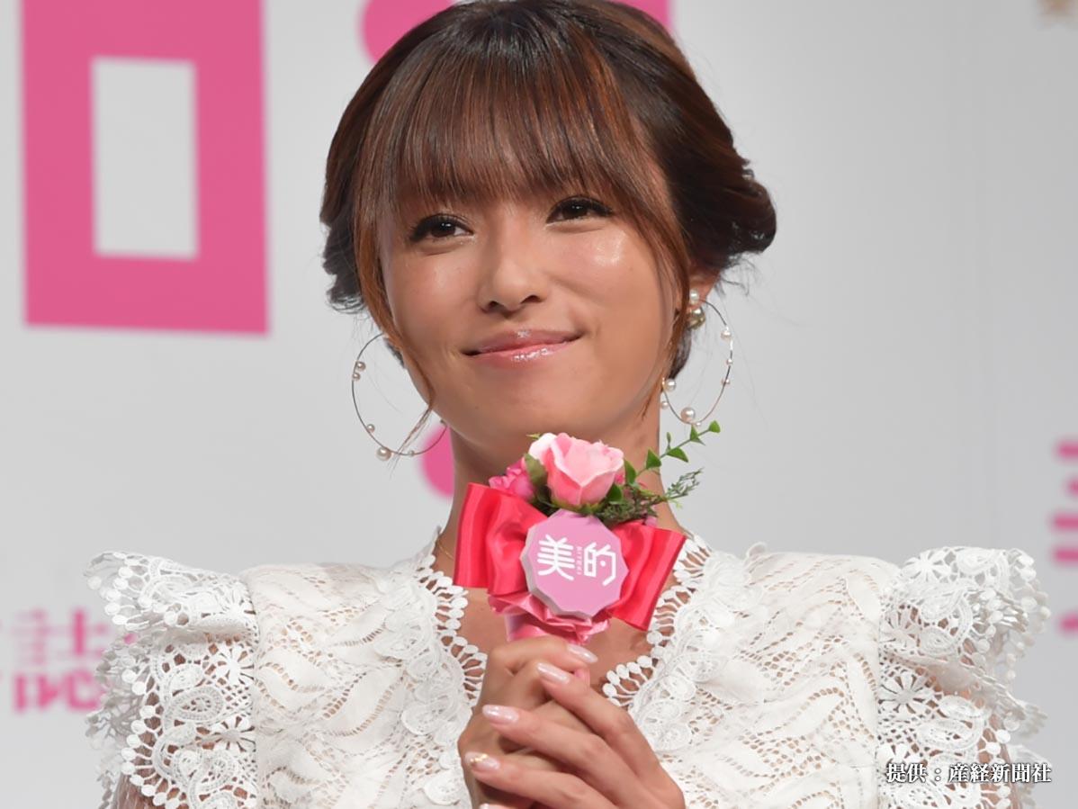 深田恭子が2019年の『なりたい顔』ナンバーワンに! 美容の秘訣について「自分は肌が弱いので…」