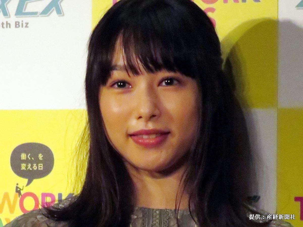 「テレワーク・デイズ2019&スムーズビズ推進期間」のプレイベントに出席したタレントの桜井日奈子