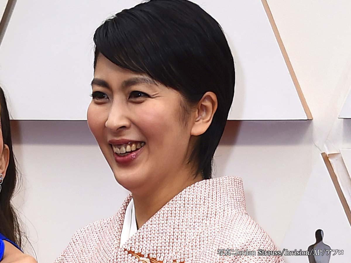 アカデミー賞に着物で出席した松たか子 その姿に「美しすぎる」「日本 ...