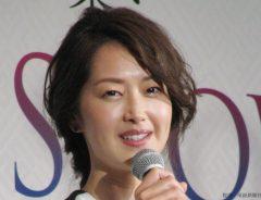 笛木優子が第1子出産を報告! 韓国人ファンからも「おめでとう」の声続々