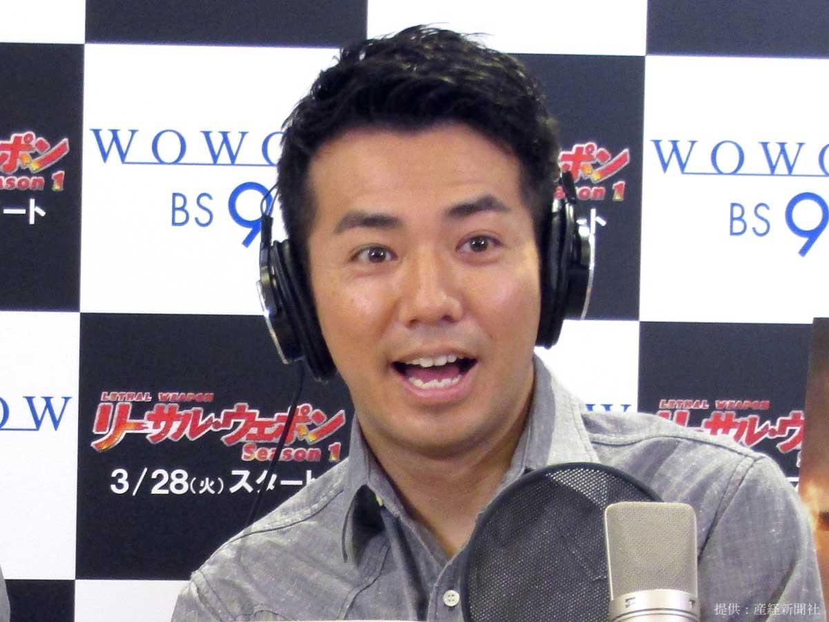 綾部祐二の筋トレ動画に「胸毛にしか目がいかない…」元気そうな姿にファン安堵