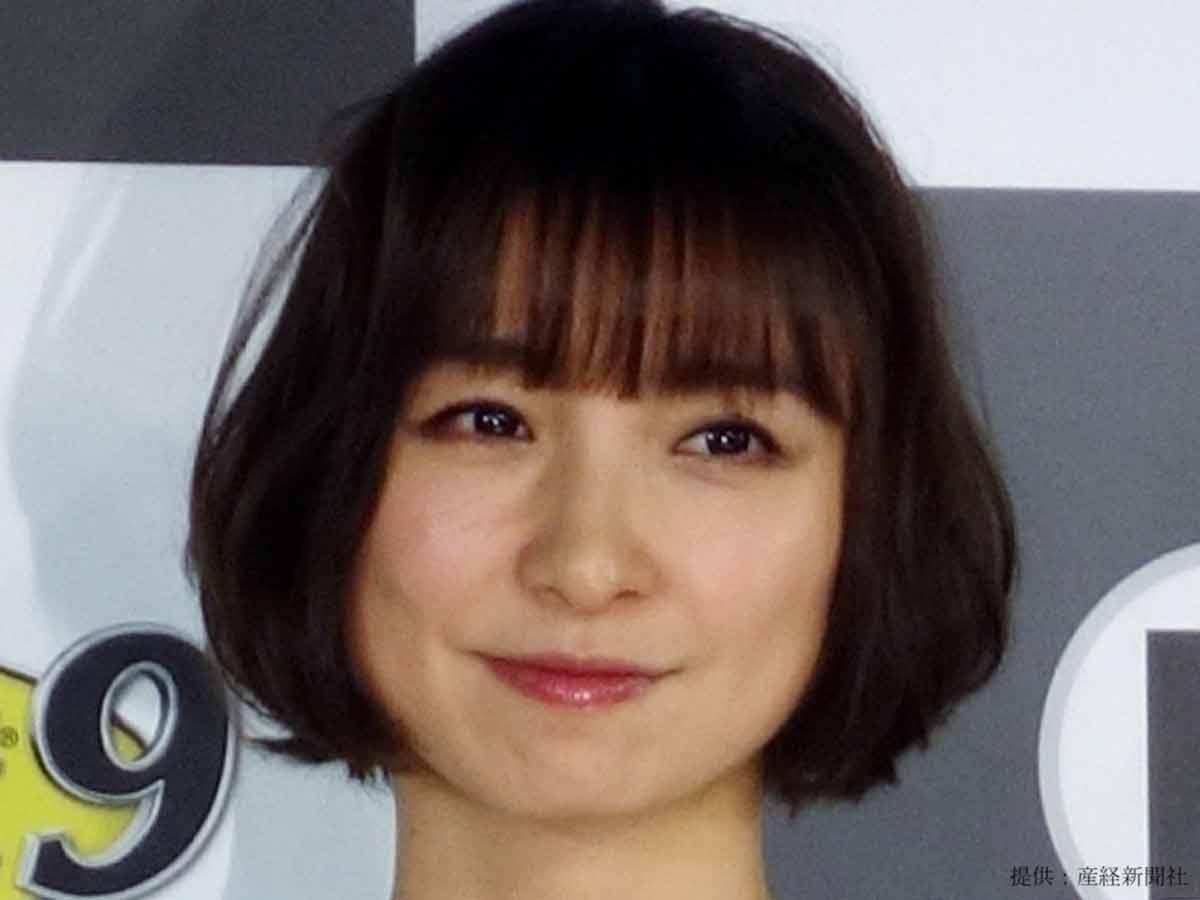 篠田麻里子、家ではデコ出し!ボサボサ髪でも「かわいい…」