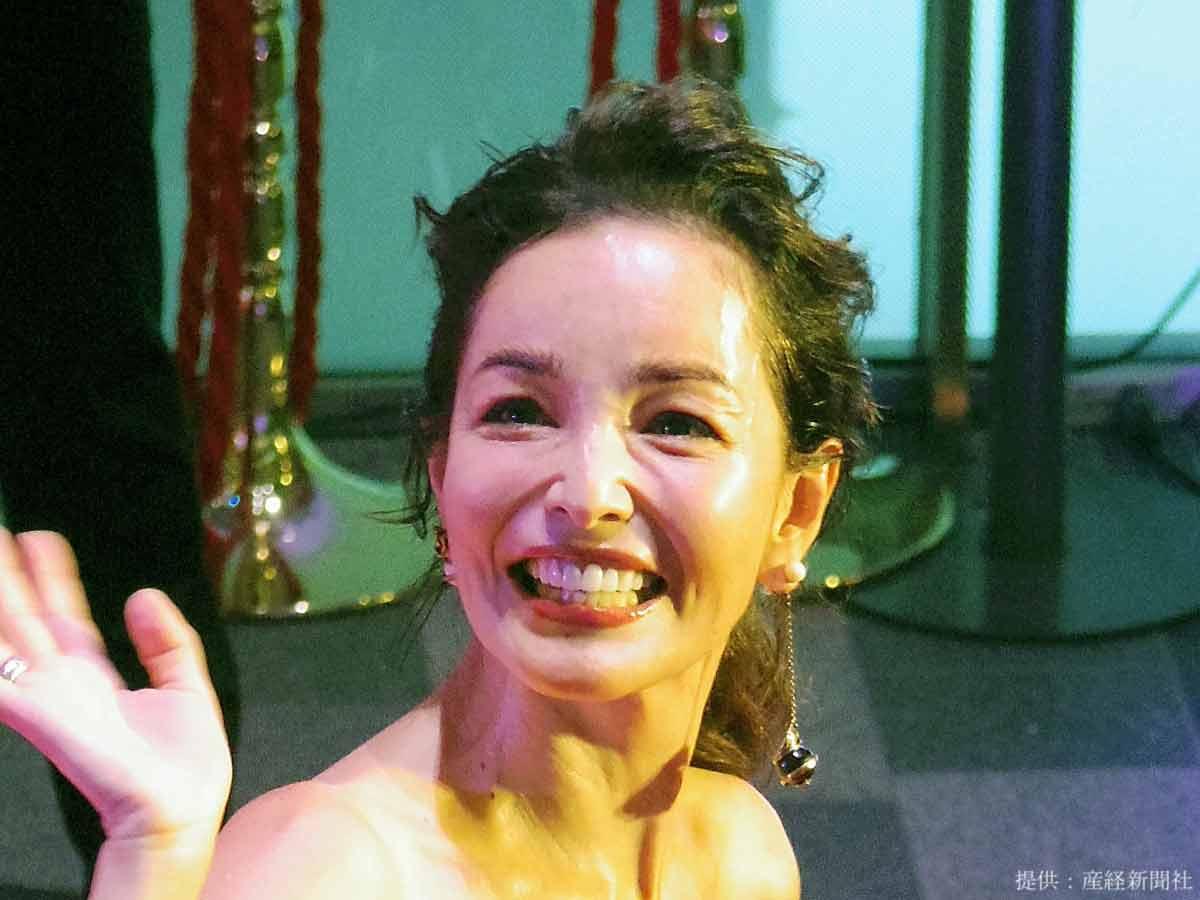 梨花、47歳の誕生日を報告!「いつまで経っても変わらない…」現在の姿に驚愕